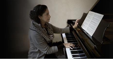 Music workshops for children by Emma Patricia Rivera Chirinos
