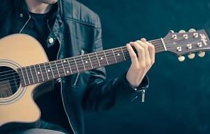 Guitar by David Golek