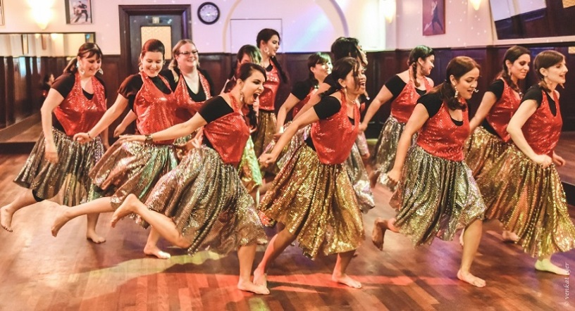 Bollywood Dance Vyjayanthi Iyer