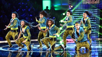 "Randy Jackson Presents ""America's Best Dance Crew"" Season 7 Top 4 To 3"