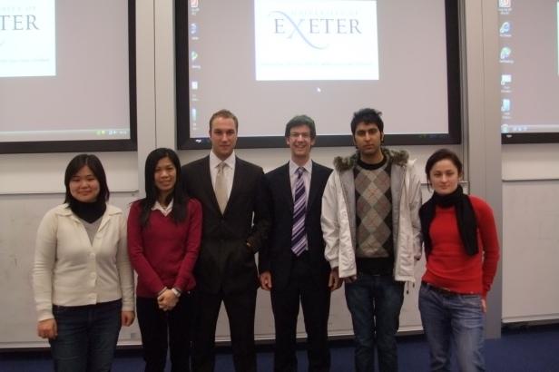 DSCF5516 Our Team(Marianna, Rohit, Cyrille, Lloyd, Me, Yu-Ling)