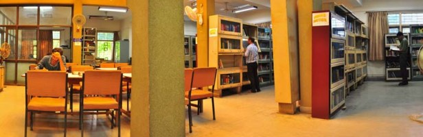library-front-page